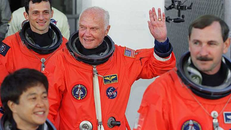 The First American to Orbit the Earth, Dies at 95