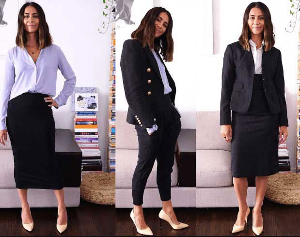 What is Easygoing Business Casual Dressing for Women?