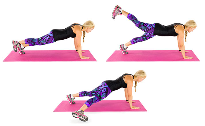Fit On Holidays: Your Full-Body Inn Exercise!