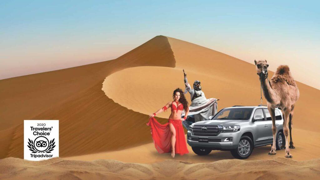 Desert Safari in Dubai